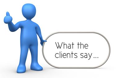 whatClientsSay